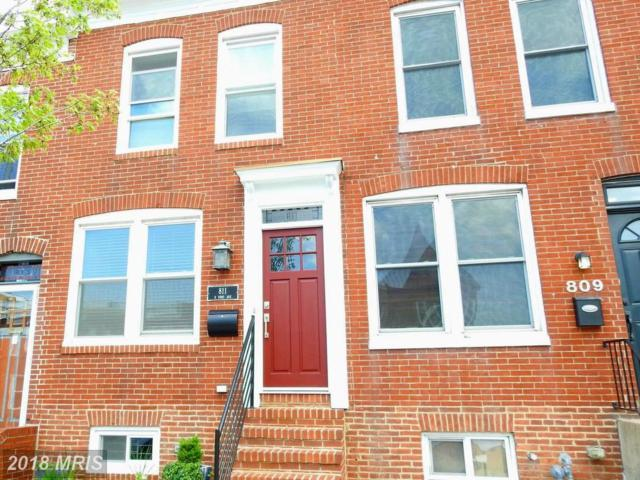 811 Fort Avenue E, Baltimore, MD 21230 (#BA10266983) :: The Dailey Group