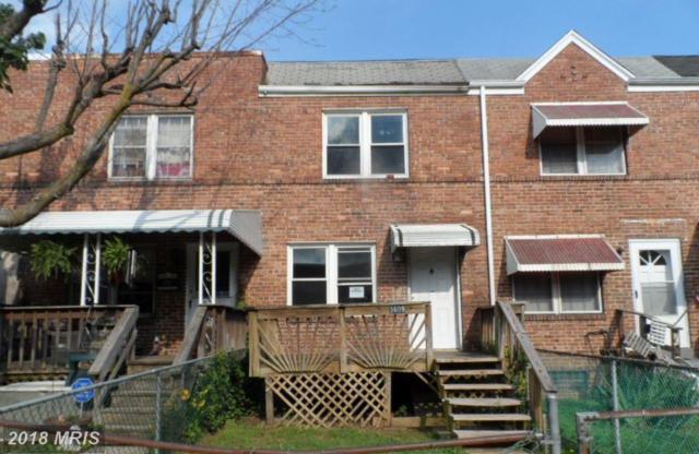 3609 Saint Margaret Street, Baltimore, MD 21225 (#BA10267502) :: Circadian Realty Group