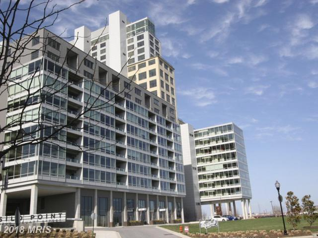 1200 Steuart Street #528, Baltimore, MD 21230 (#BA10267517) :: SURE Sales Group
