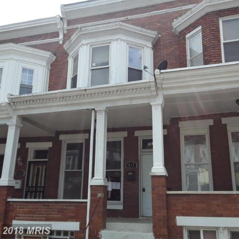 1812 Ruxton Avenue, Baltimore, MD 21216 (#BA10268004) :: Bob Lucido Team of Keller Williams Integrity