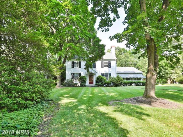 5507 Charles Street N, Baltimore, MD 21210 (#BA10268445) :: The Gus Anthony Team