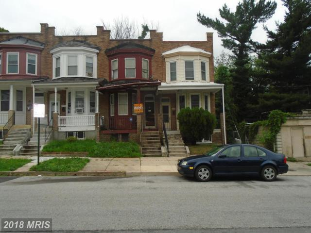 3204 Baker Street, Baltimore, MD 21216 (#BA10269121) :: The Gus Anthony Team