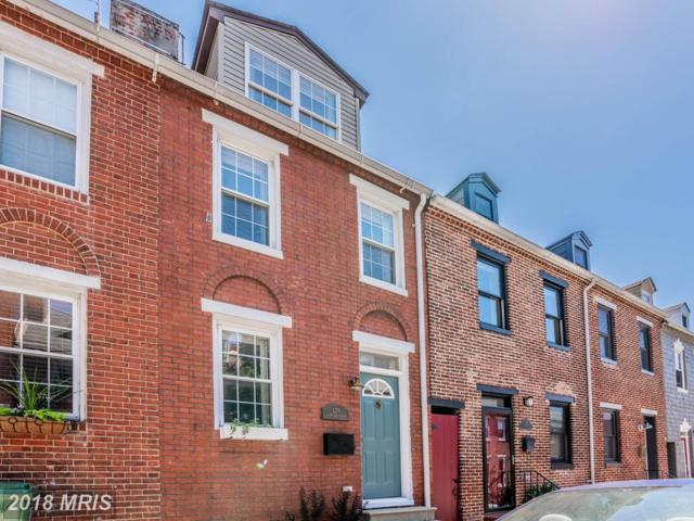 129 Gittings Street E, Baltimore, MD 21230 (#BA10270043) :: AJ Team Realty