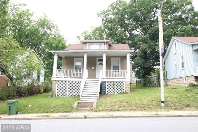 2302 Cold Spring Lane, Baltimore, MD 21214 (#BA10270479) :: The Gus Anthony Team