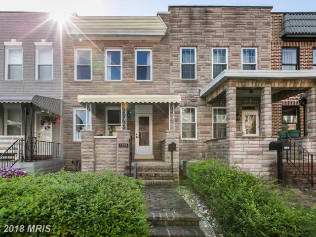 1305 Decatur Street, Baltimore, MD 21230 (#BA10270705) :: SURE Sales Group