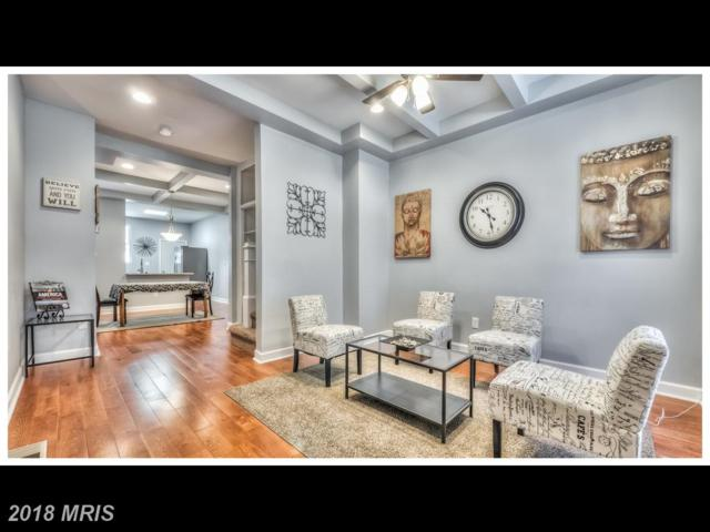 1107 Bentalou Street, Baltimore, MD 21216 (#BA10270947) :: The Withrow Group at Long & Foster
