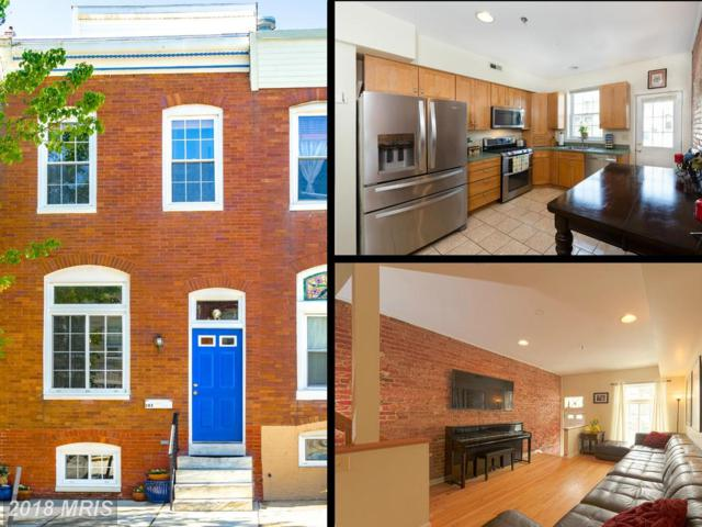 502 Luzerne Avenue S, Baltimore, MD 21224 (#BA10272700) :: The Withrow Group at Long & Foster