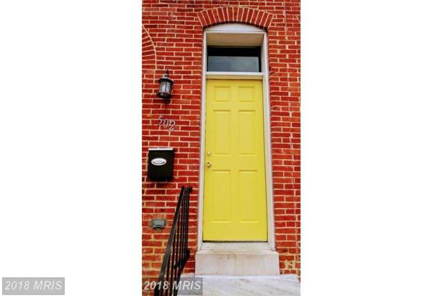502 Montford Avenue N, Baltimore, MD 21205 (#BA10273211) :: ExecuHome Realty