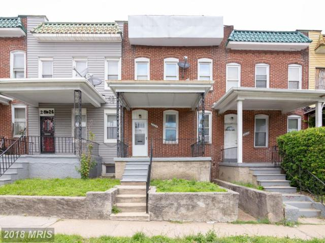 2624 Franklin Street W, Baltimore, MD 21223 (#BA10273349) :: The Gus Anthony Team