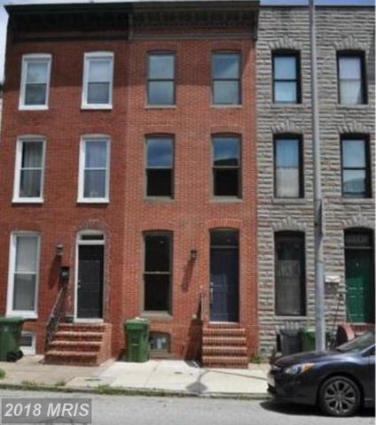1615 Hanover Street, Baltimore, MD 21230 (#BA10273419) :: The Gus Anthony Team