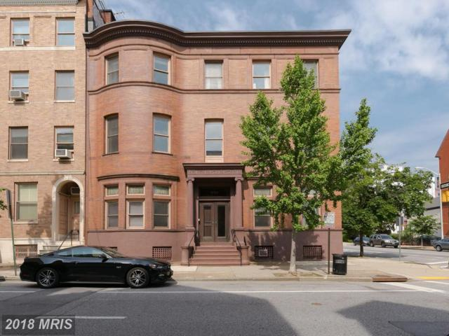 1128 Calvert Street, Baltimore, MD 21202 (#BA10273435) :: The Withrow Group at Long & Foster