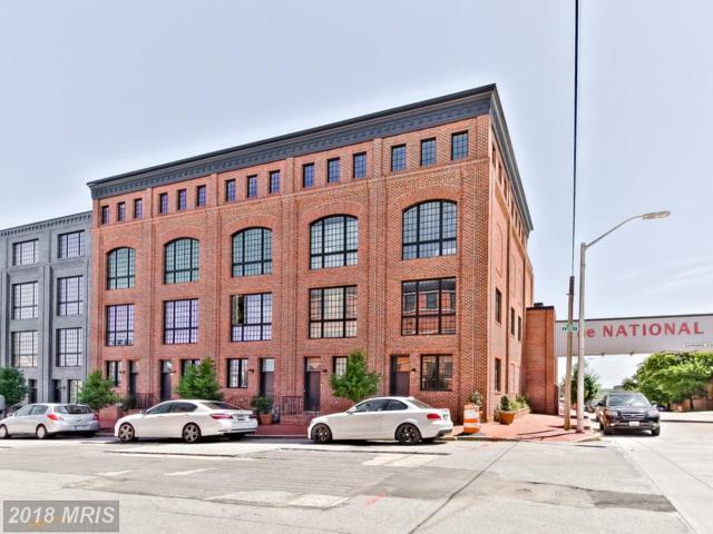 925 Eaton Street S, Baltimore, MD 21224 (#BA10275656) :: The Sky Group