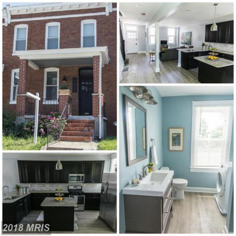 627 Melville Avenue, Baltimore, MD 21218 (#BA10275882) :: The Gus Anthony Team