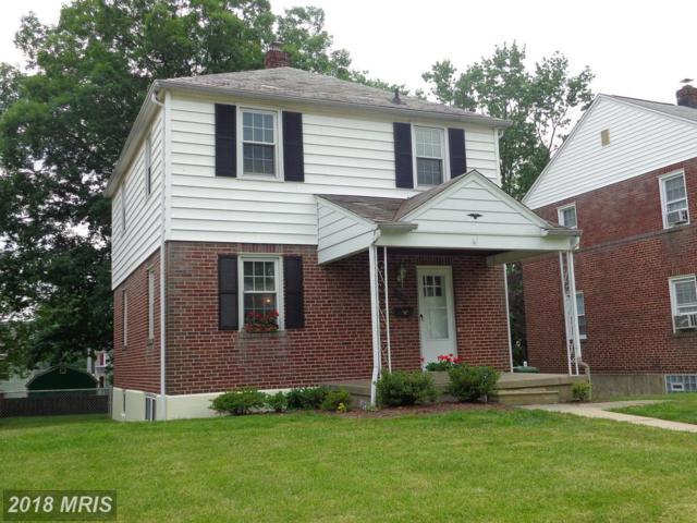 2815 Chesley Avenue, Baltimore, MD 21234 (#BA10275885) :: Stevenson Residential Group of Keller Williams Excellence