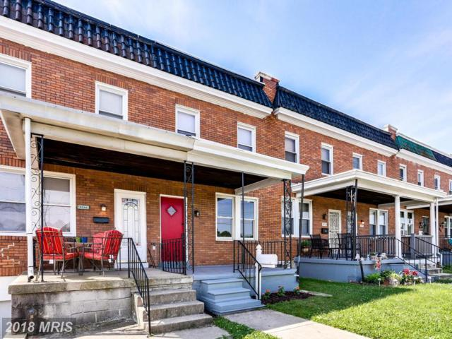 3711 Wilkens Avenue, Baltimore, MD 21229 (#BA10275931) :: Advance Realty Bel Air, Inc