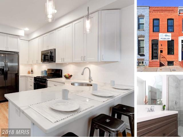 1438 Reynolds Street, Baltimore, MD 21230 (#BA10275933) :: The Dailey Group