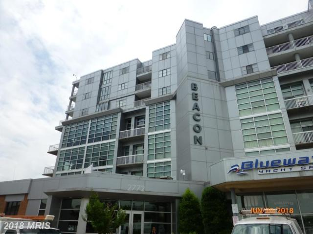 2772 Lighthouse Point East #210, Baltimore, MD 21224 (#BA10276361) :: Advance Realty Bel Air, Inc