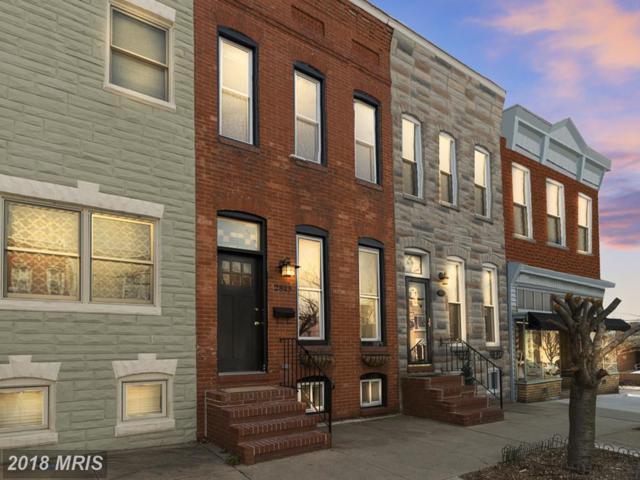 2813 Hudson Street, Baltimore, MD 21224 (#BA10276838) :: Advance Realty Bel Air, Inc