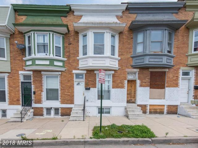 2116 Saratoga Street, Baltimore, MD 21223 (#BA10277245) :: The Gus Anthony Team