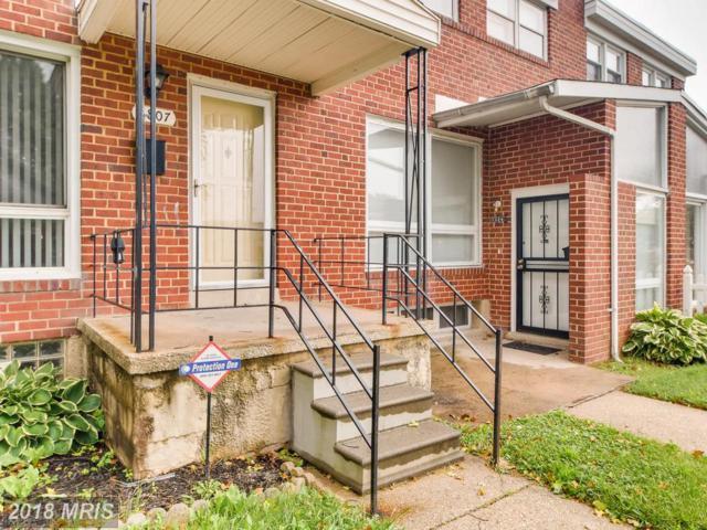 6807 Fairlawn Avenue, Baltimore, MD 21215 (#BA10277939) :: The Dailey Group