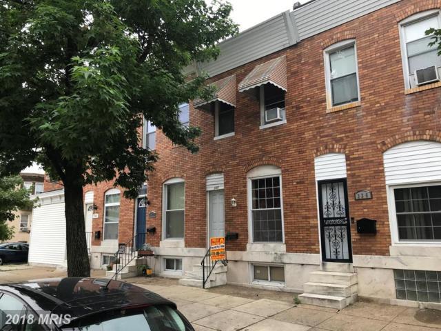340 Macon Street S, Baltimore, MD 21224 (#BA10278032) :: Advance Realty Bel Air, Inc