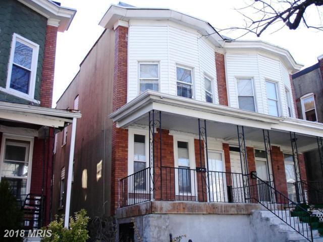 825 Cator Avenue, Baltimore, MD 21218 (#BA10278117) :: RE/MAX Cornerstone Realty