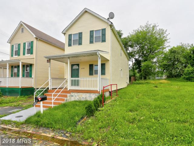 2130 Maisel Street, Baltimore, MD 21230 (#BA10278133) :: RE/MAX Cornerstone Realty