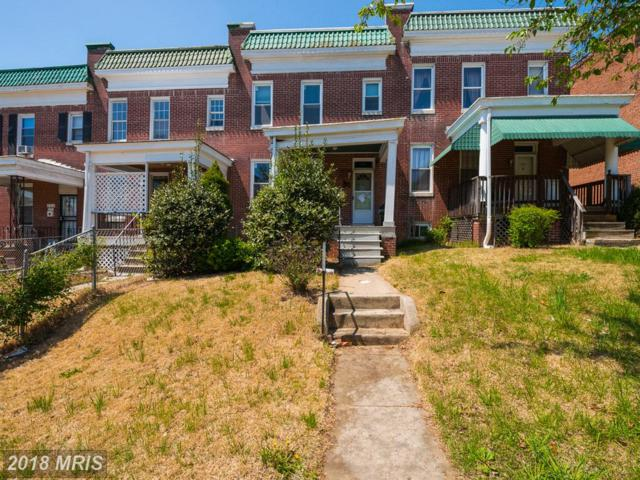 202 Tremont Road, Baltimore, MD 21229 (#BA10278235) :: The Gus Anthony Team