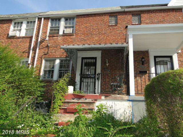 3002 Grantley Avenue, Baltimore, MD 21215 (#BA10278602) :: RE/MAX Cornerstone Realty