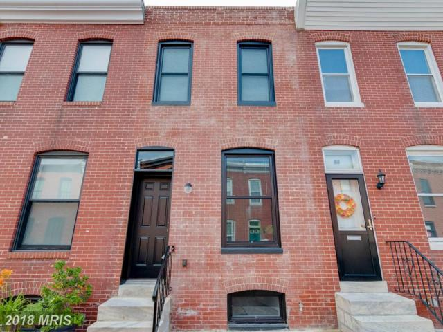 28 Curley Street S, Baltimore, MD 21224 (#BA10278789) :: The Dailey Group