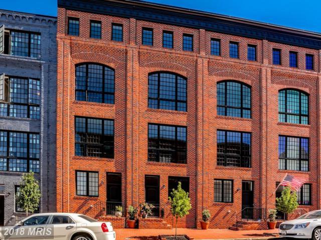 901 Eaton Street, Baltimore, MD 21224 (#BA10279283) :: The Dailey Group