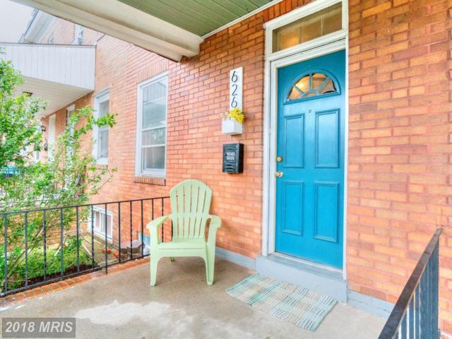 626 Rappolla Street, Baltimore, MD 21224 (#BA10279301) :: Circadian Realty Group