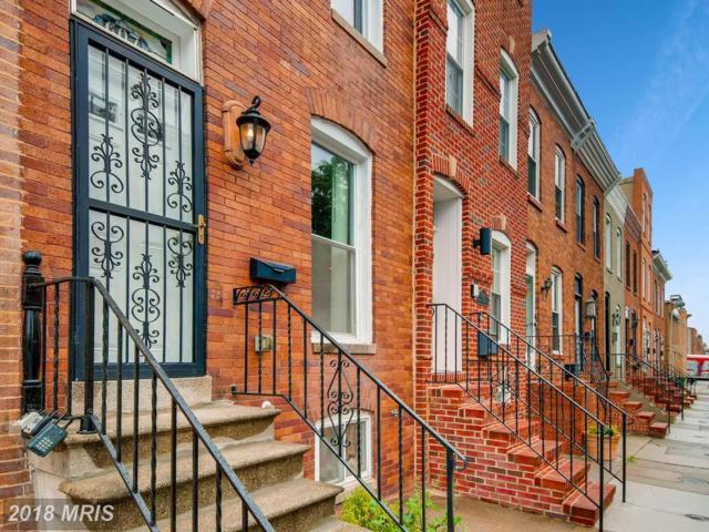 607 Glover Street, Baltimore, MD 21224 (#BA10279391) :: Circadian Realty Group