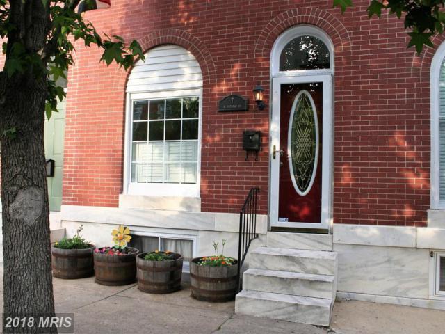 7 Potomac Street, Baltimore, MD 21224 (#BA10279535) :: The Dailey Group