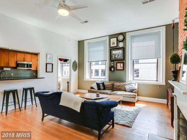 1014 Charles Street N R-5, Baltimore, MD 21201 (#BA10282169) :: Keller Williams Pat Hiban Real Estate Group