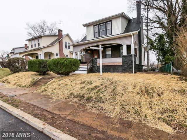 3601 Plateau Avenue, Baltimore, MD 21207 (#BA10282866) :: Bob Lucido Team of Keller Williams Integrity
