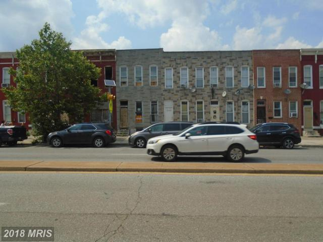 2034 Wilkens Avenue, Baltimore, MD 21223 (#BA10283245) :: SURE Sales Group