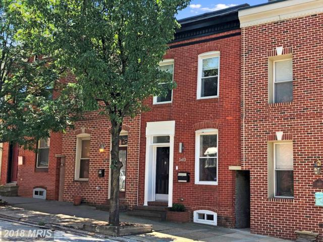 3413 O'donnell Street, Baltimore, MD 21224 (#BA10287940) :: The Sebeck Team of RE/MAX Preferred