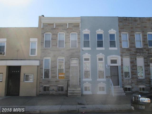 2003 Wilkens Avenue, Baltimore, MD 21223 (#BA10288087) :: SURE Sales Group