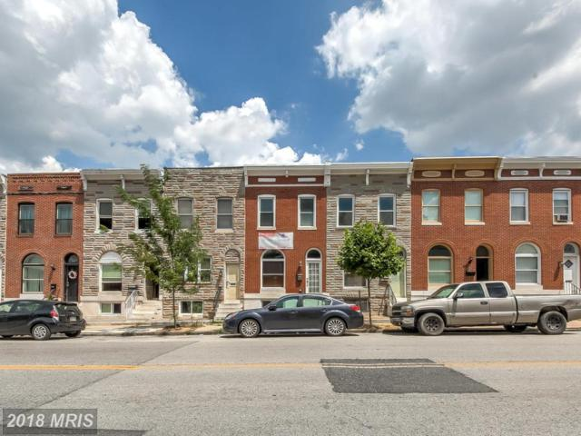 113 East Avenue S, Baltimore, MD 21224 (#BA10288147) :: Blackwell Real Estate