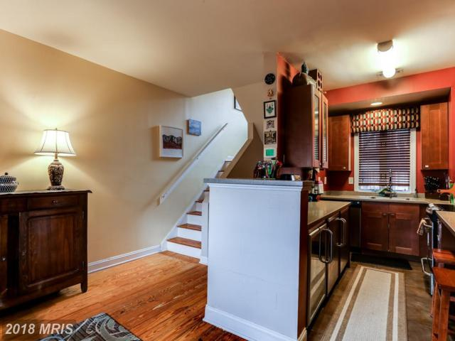 216 Monument Street T-1, Baltimore, MD 21201 (#BA10290465) :: Provident Real Estate