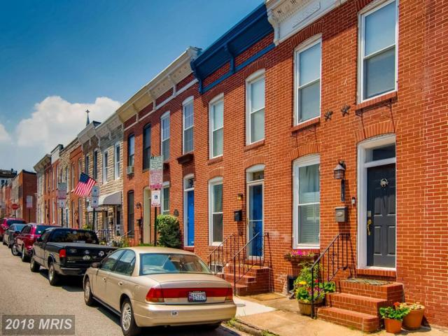 436 Clement Street E, Baltimore, MD 21230 (#BA10291934) :: LoCoMusings