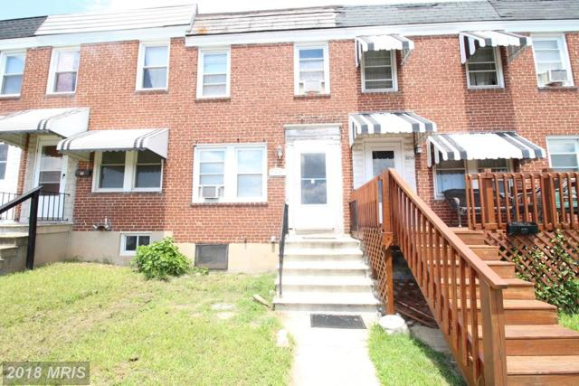 3850 Elmley Avenue, Baltimore, MD 21213 (#BA10292792) :: Bob Lucido Team of Keller Williams Integrity