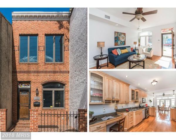 1302 Highland Avenue S, Baltimore, MD 21224 (#BA10295516) :: Keller Williams Pat Hiban Real Estate Group