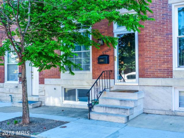 1744 Webster Street, Baltimore, MD 21230 (#BA10295709) :: LoCoMusings