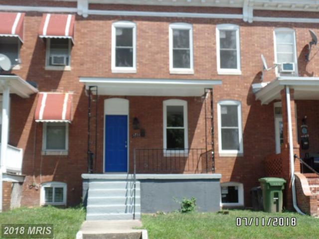 3631 Old York Road, Baltimore, MD 21218 (#BA10295730) :: LoCoMusings