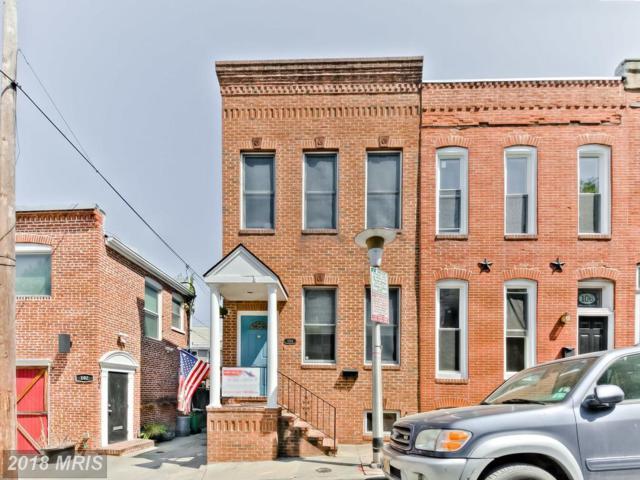 104 Gittings Street E, Baltimore, MD 21230 (#BA10296162) :: LoCoMusings