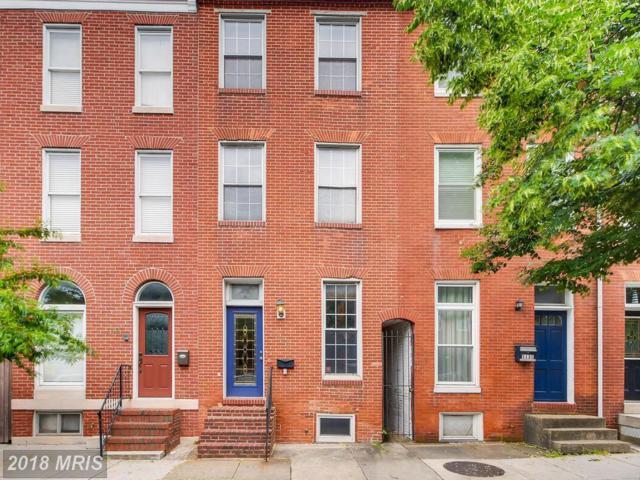 1129 S Hanover Street, Baltimore, MD 21230 (#BA10297168) :: LoCoMusings