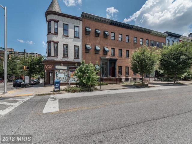 1533 Park Avenue, Baltimore, MD 21217 (#BA10298268) :: Pearson Smith Realty