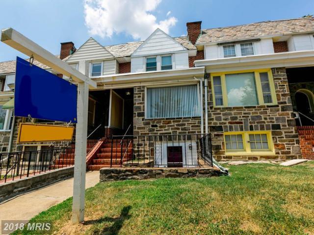 5124 Harford Road, Baltimore, MD 21214 (#BA10298434) :: Keller Williams Pat Hiban Real Estate Group